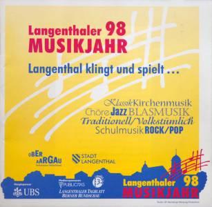 Langenthaler Musikjahr(1998)